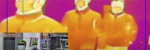Alfatec ofrece cámaras termográficas con IA para medir la temperatura en tiempo real