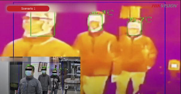 Alfatec camaras termografica con IA