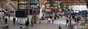 Las cámaras IP de Bosch ayudan a controlar el flujo de personas en la estación de London Bridge
