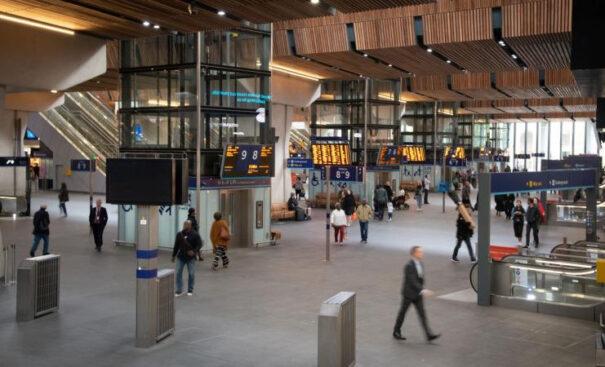 Bosch en London Bridge Station