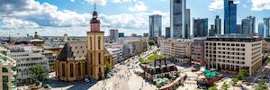 Dallmeier organiza un seminario web sobre videoseguridad económica en espacios públicos
