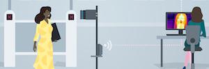Siemens Siveillance Thermal: medición sin contacto de la temperatura en acceso de edificios