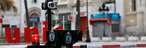 Le robot policier P-Guard intègre la technologie Vivotek dans sa structure