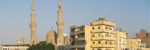 Египетский город Мения гарантирует свою безопасность с помощью систем видеонаблюдения Scati