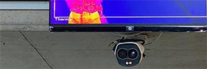 Esmalglass-Itaca обеспечивает своих работников с Nunsys тепловизионных камер