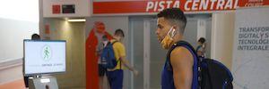 Les finales de l'ACB League se protègent grâce à la technologie Therma Vision System de Sothis