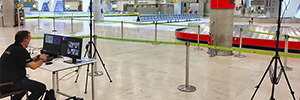 Indra implements temperature control systems in 13 Spanish airports