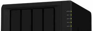 Synology は、小規模企業向けの安全なストレージと DS920+ とのテレワークを提供します。