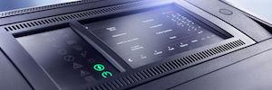 Bosch Avenar: paneles de alarma contra incendios controlables para edificios inteligentes