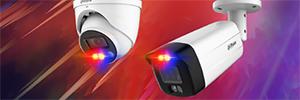 Dahua TiOC: cámara 3 en 1 para disuadir de forma efectiva a los intrusos