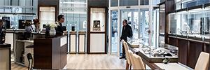 La joyería Michelsen securiza su tienda con las soluciones de Hikvision