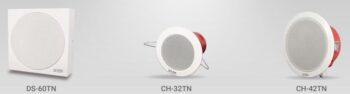 LDA audiotech altavoces EN 54-24