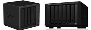 Synology amplía su oferta de soluciones NAS con las unidades DS1520+ y DS1621xs+