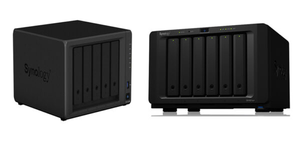 Synology DS1520 y DS1621xs