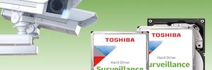 Toshiba amplía su serie de discos duros mecánicos para aplicaciones de vigilancia