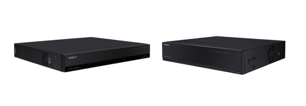 Hanwha WRN-810 y WRN-1610S