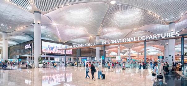 Mobotix at Istanbul Airport