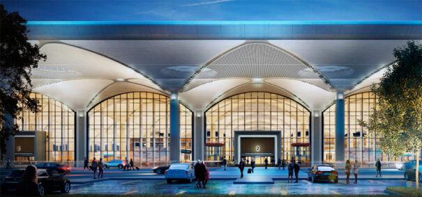Mobotix en aeropuerto de Estambul