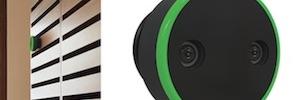 Accès intelligent et sécurisé sans contact 3D avec Tyco Illustra Insight