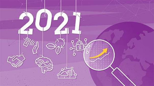Tendances de sécurité de l'axe 2021