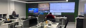 RDI equipa el nuevo centro de control para el SAIH Hidrosur de la Junta de Andalucía