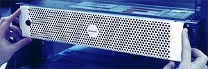Avigilon AI NVR отвечает на потребности анализа, хранение и кибербезопасность компаний