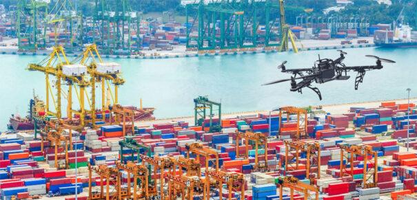 Telefonica gestion de drones