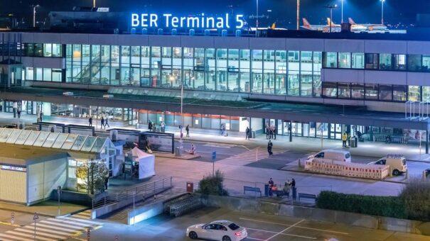 Берлин BER Аэропорт Азкойен группы primion