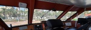El sistema Vesta by Climax se embarca en los barco-taxi de Cruceros Kon Tiki