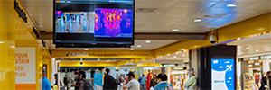 El Aeropuerto Internacional Tom Jobim instala las cámaras térmicas de Dahua