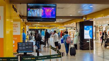 Dahua en aeropuerto de Tom Jobim