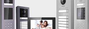 Hikvision продвигает свой бизнес IP-видео домофона с Yeastar