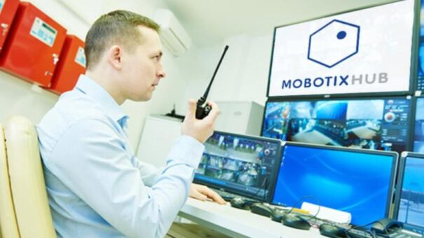 Mobotix Hub milestone