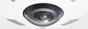 Panasonic presenta su nuevo modelo ojo de pez i-Pro WV-X4573L de 12 Mp