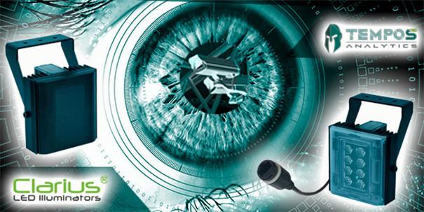 Prodextec iluminador led Clarius videoanalitica Tempos