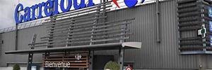 Uniview ayuda a proteger los supermercados de Carrefour