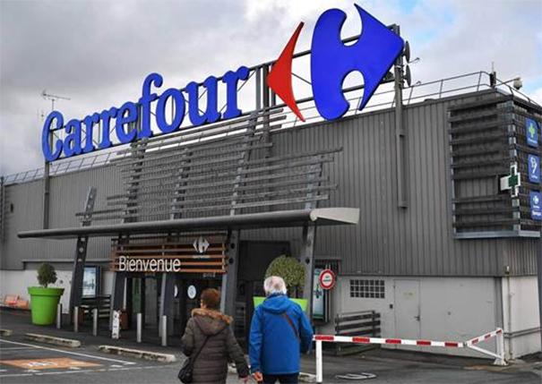 Uniview en Carrefour Francia