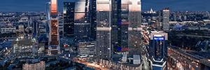 Bosch aide à protéger les tours Neva selon le «concept de porte ouverte»