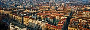 Axxonsoft PSIM Intellect hace de Turín una ciudad más segura