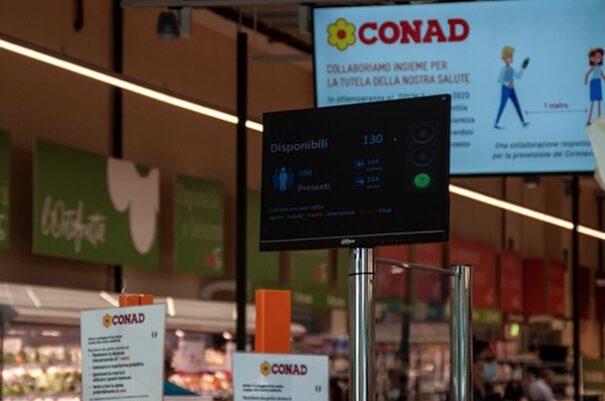 Dahua supermercado Conard