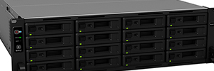 Synology RS2421+ mejora el almacenamiento empresarial a gran escala