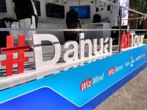 Dahua AI Tour