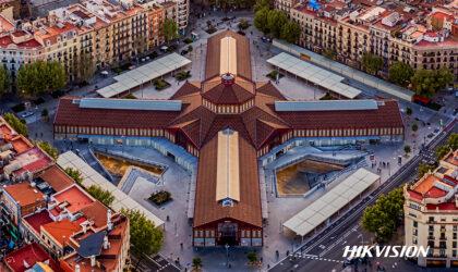 Hikvision na Mercats de Barcelona
