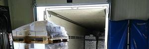 La videovigilancia 4K de Scati protege a las empresas de logística