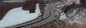 La autopista de peaje de Pensilvania actualiza su seguridad con Bosch Autodome IP