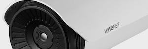 Hanwha amplía su gama Wisenet QVGA con dos cámaras térmicas de media distancia