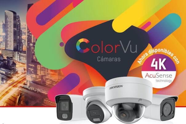 Hikvision ColorVu Pro 4k Acusense