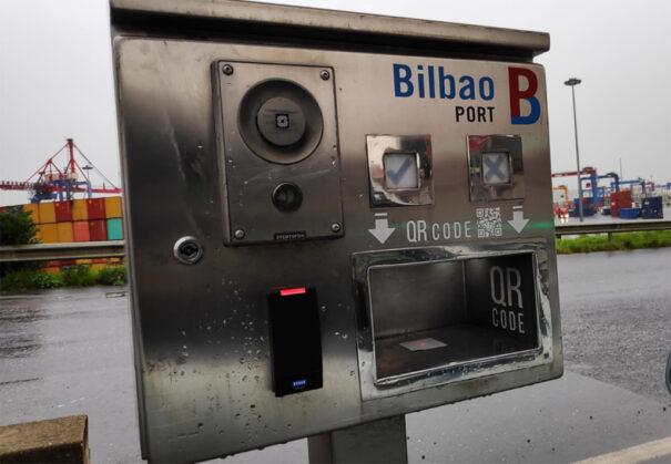 Телефон Allread в Пуэрто-Бильбао