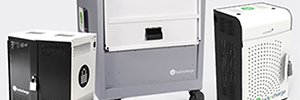 Exertis Pro AV comercializa en España las soluciones de Lockncharge