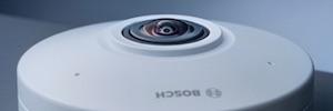 博世更新其全景相机范围 Flexidome 5100i 与红外模型